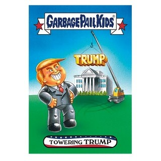 GPK: Disg-Race To The White House: Towering Trump #64