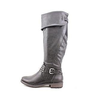 BareTraps Shally Women's Knee High Foldover Boots