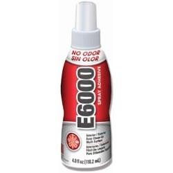 4Oz - E6000 Spray Adhesive