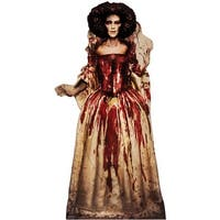 72 in. x 37 in. Bloody Mary Cardboard Cutout Standee Standup Haunted