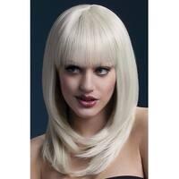 Smiffy Fever Tanja Wig (Blonde) - Blonde