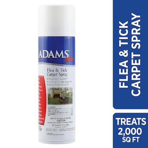 Adams Plus Flea and Tick Carpet Spray 16 ounces - 16 ounces
