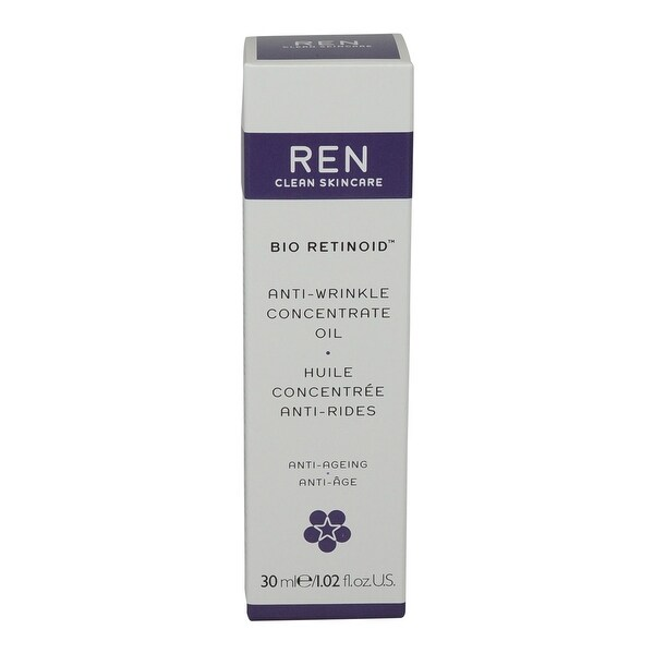 REN Skincare Bio Retinoid Anti-Wrinkle Concentrate Oil 1.02 Ozs