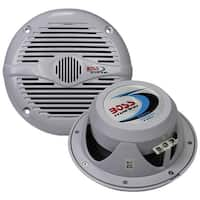 "Boss Marine 5.25"" 2-Way Coaxial Speaker 150W White"