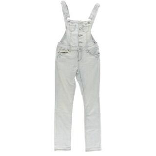 Wax Jean Womens Overall Jeans Denim - M