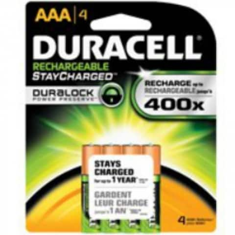 Duracell 66160 Rechargeable Battery