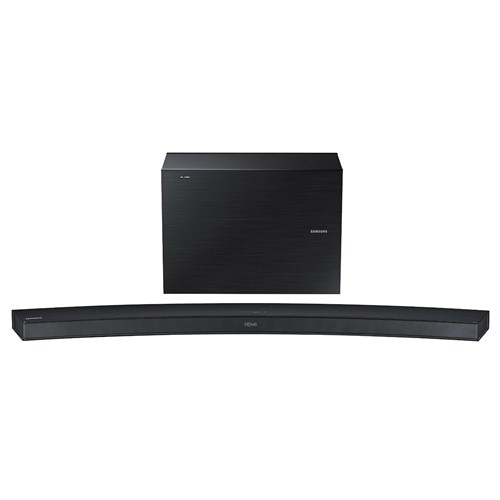 Samsung HW-J6500R Curved Soundbar With Wireless Subwoofer Speakers