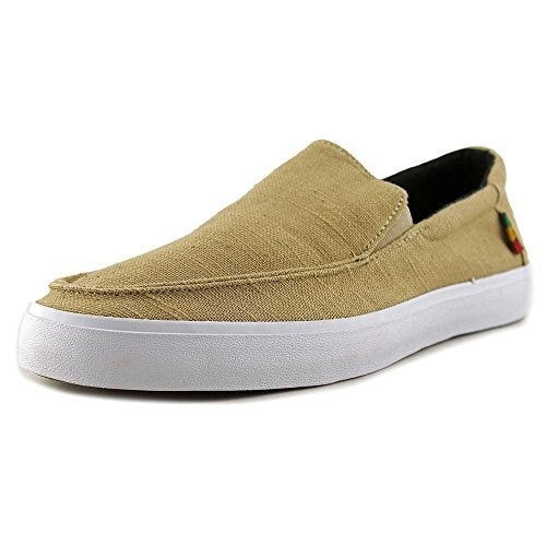 b3c4b98a3e76 Shop Vans Mens Bali SF Hemp Low Top Slip On Fashion Sneaker - Free Shipping  On Orders Over  45 - Overstock - 17142986
