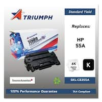 Triumph Remanufactured 55A Toner Cartridge - Black Toner Catridge