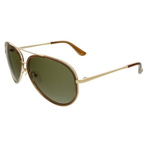 Salvatore Ferragamo SF146S Aviator Sunglasses