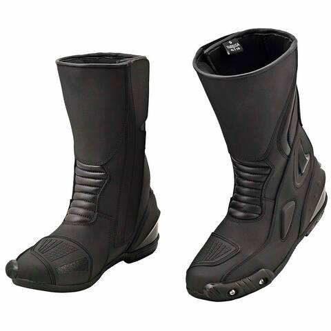 WICKED STOCK HARD NUT WaterProof RACE LEATHER Boots