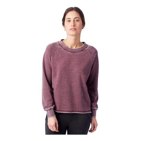 Alternative - Women's Lazy Day Burnout French Terry Sweatshirt