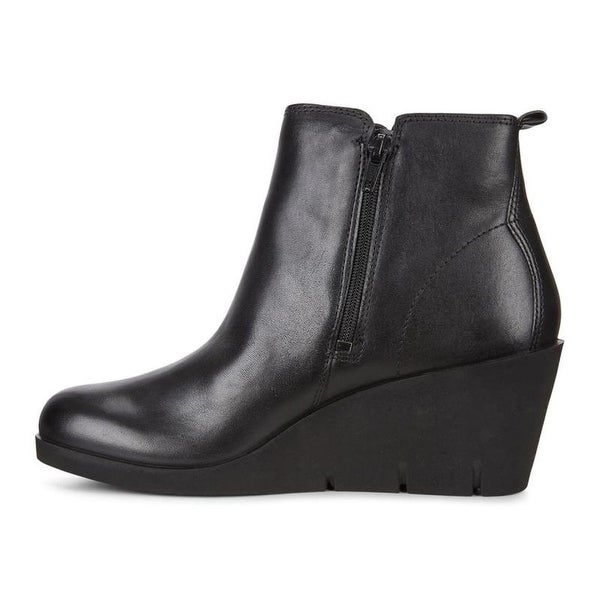 Shop ECCO Womens Bella Round Toe Ankle Fashion Boots On