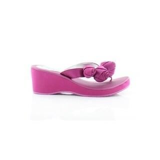 Nina Jaqui Women's Sandals & Flip Flops Fuschia