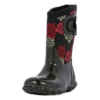 Bogs Boots Girls Kids North Hampton Pompons Pull Waterproof