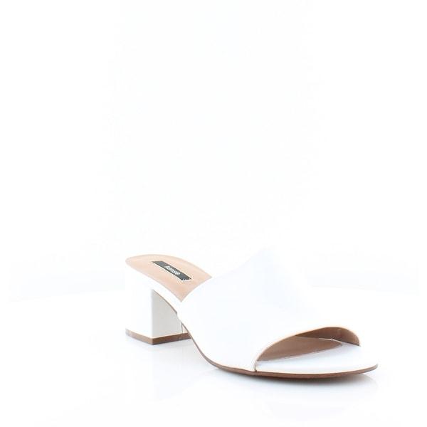 Kensie Helina Women's Sandals White