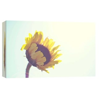 """PTM Images 9-102061  PTM Canvas Collection 8"""" x 10"""" - """"Sunny Day"""" Giclee Sunflowers Art Print on Canvas"""