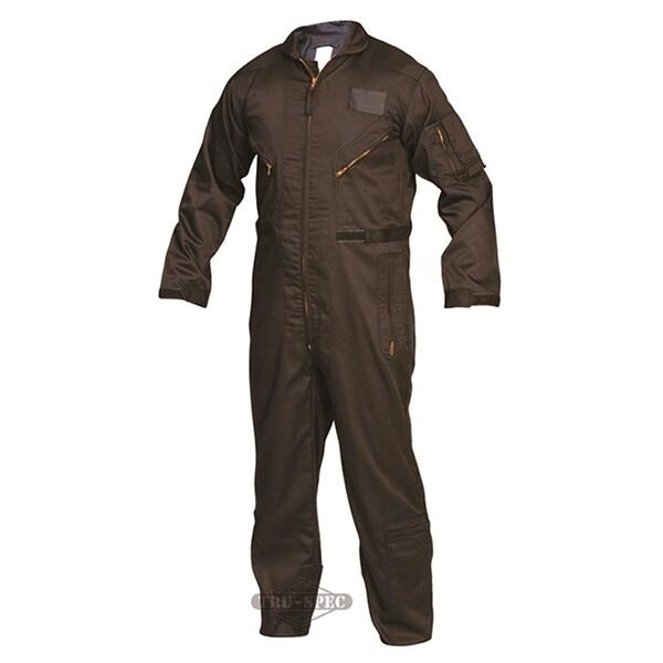 Tru-Spec 27-P Flight Suit Black XL-Long 2653026