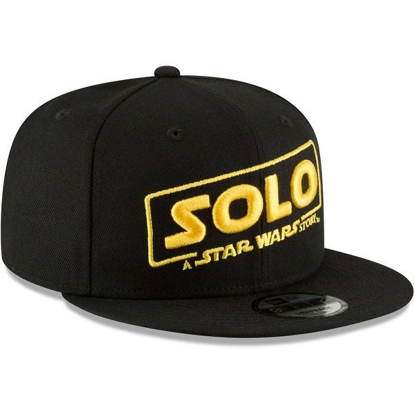 buy online 5257c 63a5e ... usa star wars solo 9fifty snapback hat 297fa 80ebe