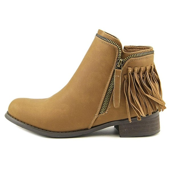 Wanted Shoes Womens Abilene Closed Toe Ankle Fashion Boots