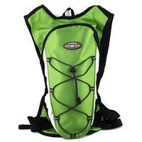 Outdoor Hiking Camping Cycling Water Bladder Bag Hydration Backpack Pack Green