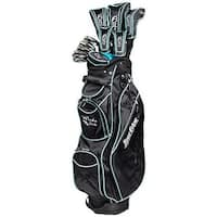 Tour edge golf shsrgl11.b+1 moda silk box set blkgrn 1