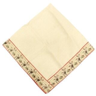 Reindeer Trim Table Cloth