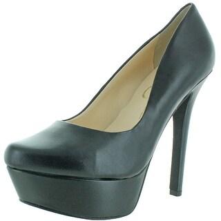 Jessica Simpson Waleo Women's Dress Shoes Pumps Heels Suede 2013 Collection