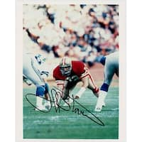 Signed Stover Jeff San Francisco 49ers 8x10 Photo autographed