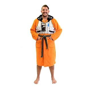 Star Wars X-Wing Fighter Pilot Fleece Costume Robe (One Size)