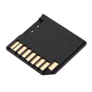 Micro SD/TF to Mini Drive SD Card Adapter Reader Black for Macbook Air