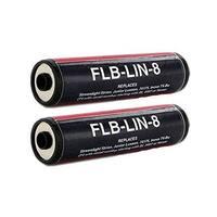 Battery for Streamlight FLBLIN8 (2-Pack) Replacement battery