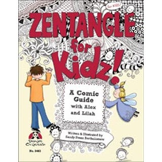 Zentangle For Kidz! - Design Originals