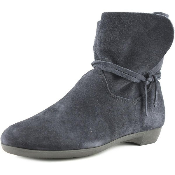 Ami Isabelle Women Navy Boots