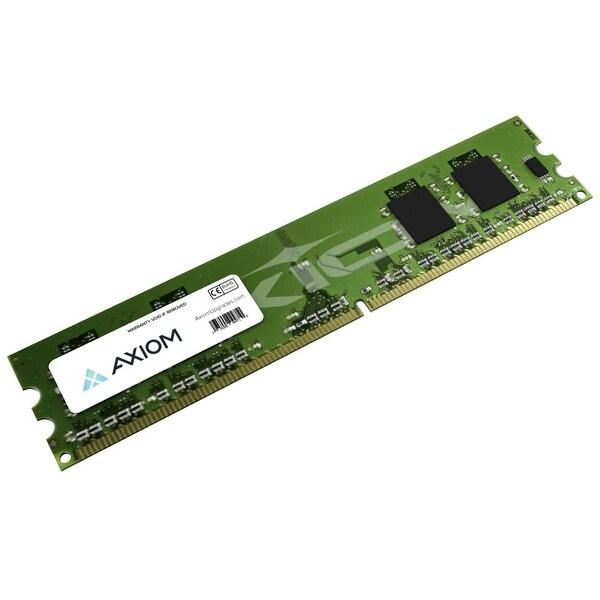Axiom 45T9080-AX Axiom 2GB DDR2 SDRAM Memory Module - 2 GB - DDR2 SDRAM - 667 MHz DDR2-667/PC2-5300 - Non-ECC - Unbuffered