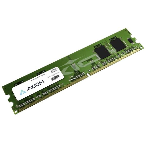 Axiom A0535239-AX Axiom 2GB DDR2 SDRAM Memory Module - 2GB (1 x 2GB) - 533MHz DDR2-533/PC2-4200 - DDR2 SDRAM - 240-pin