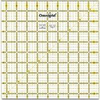 """9-1/2""""X9-1/2"""" - Omnigrid Quilter's Square"""