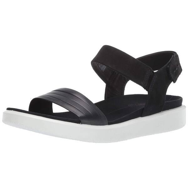 Shop Ecco Women S Flowt Strap Sandal 5 Free Shipping Today