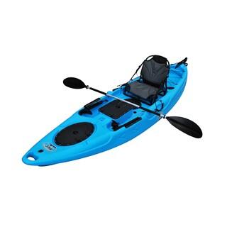 BKC UH-RA220 11-Foot 6-inch Angler Sit On Top Fishing Kayak