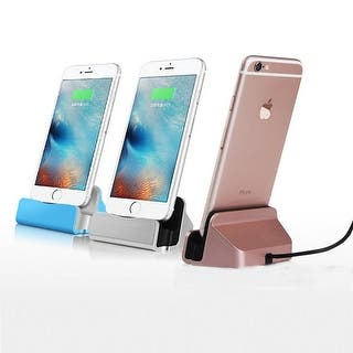 Charging Dock Station for iPhone (Option: Silver)|https://ak1.ostkcdn.com/images/products/is/images/direct/661a71b3e21f2193abd41b53040af00ccac67107/Charging-Dock-Station-for-iPhone.jpg?impolicy=medium