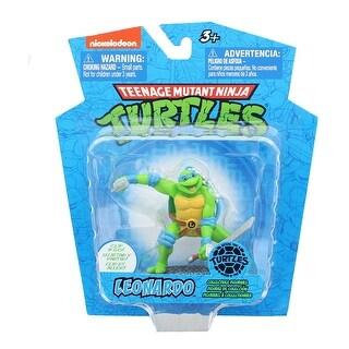 """Teenage Mutant Ninja Turtles 3"""" Figurine w/ Clip: Leonardo - multi"""