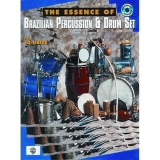 The Essence of Brazilian Percussion Drum Set - Music Book