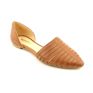 Report Simba   Pointed Toe Synthetic  Flats