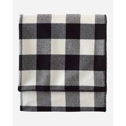 Pendleton Eco-Wise Washable Rob Roy Ivory Queen Blanket