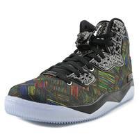 Jordan Air Jordan Spike Forty BHM Men  Round Toe Synthetic Black Sneakers