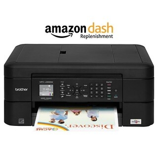 Brother International - Mfc-J460dw - Worksmart Inkjet All In One