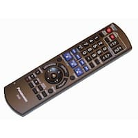 NEW OEM Panasonic Remote Control Originally Shipped With DMREZ485V, DMREZ485VK