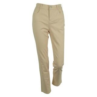 Style & Co. Women's Tummy Control Slim Leg Denim Jeans (More options available)