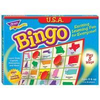 Bingo Usa Ages 8 & Up