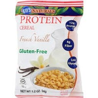 Kay's Naturals - French Vanilla Protein Cereal ( 12 - 1.2 OZ)